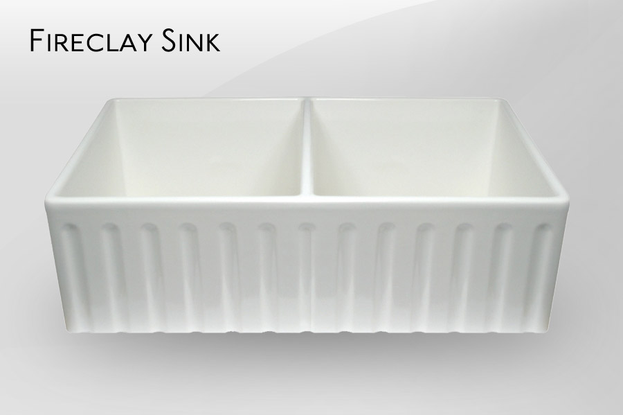 Fire Clay Sinks : Welcome to Belfast Sinks ? Apron Sinks ? Fireclay Sink